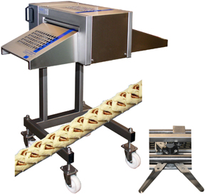 Danmatic Scissor System for decoration of dough strings